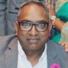 Mr Menon Naidoo