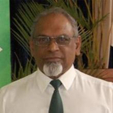 Mr Reggie Sanasy